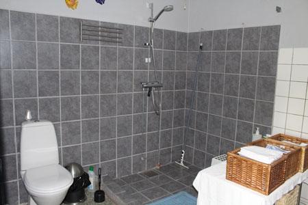 bad og toiletfaciliteter